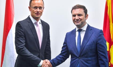 ЕС окуражава Северна Македония