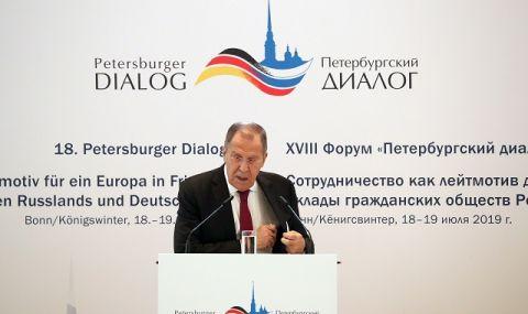 Москва: Западът реагира за Навални заради кризата на либералния модел