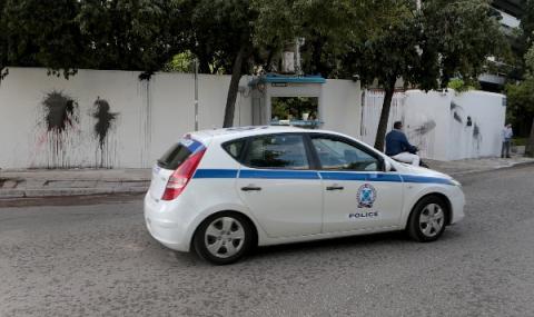 Полицията в Солун връща отнети регистрационни номера