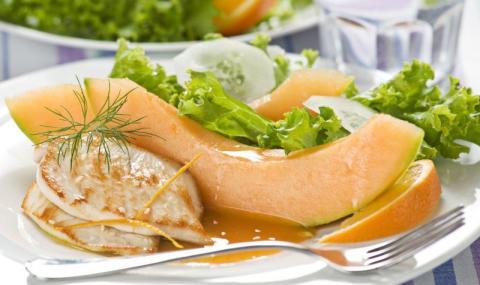 Рецепта на деня: Пиле с пъпеш