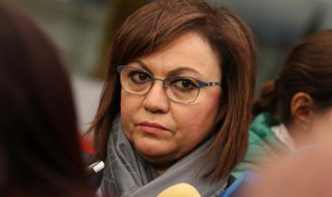 Нинова: Борисов да ограничи изказванията, всява паника