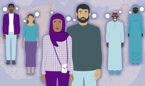 """""""Араб Барометър"""": Религията бавно губи място сред младите араби"""