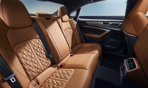 Audi A7 вече е седан - 7