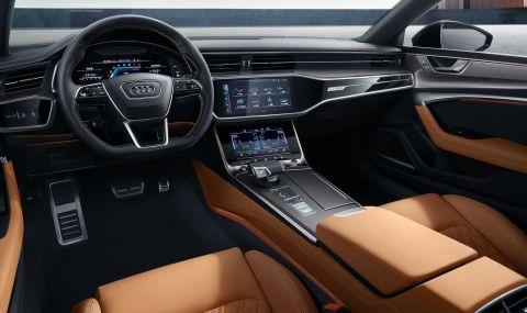 Audi A7 вече е седан - 8