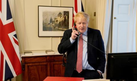 Борис Джонсън се възстановява много бързо