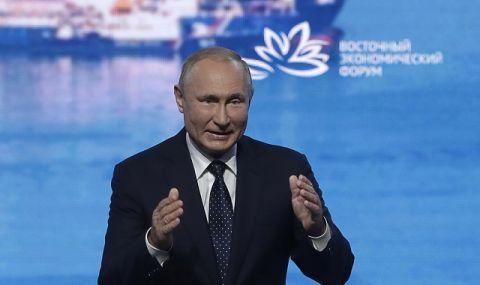 Путин: Чувствам се добре след ваксинирането!