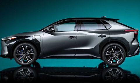 Toyota показа електрически SUV с интересен дизайн - 7