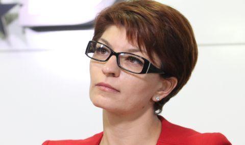 Десислава Атанасова: Този парламент се провали в най-важната си цел - 1