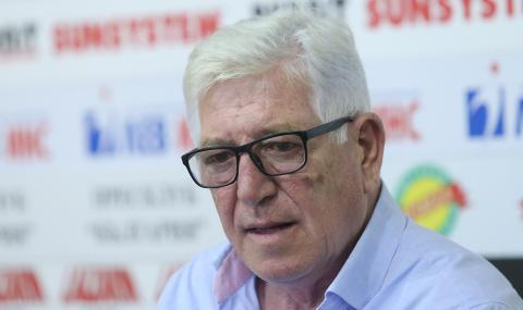 Джони Велинов: Не вярвам Рома да ни напълнят кошницата