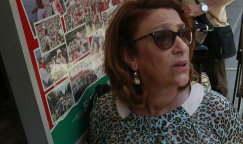 Запорирали сметките на Татяна Буруджиева, защото Корнелия Нинова я съди