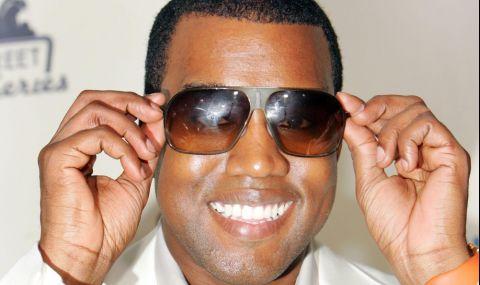 Маратонки на Кание Уест бяха продадени за почти 2 млн. долара