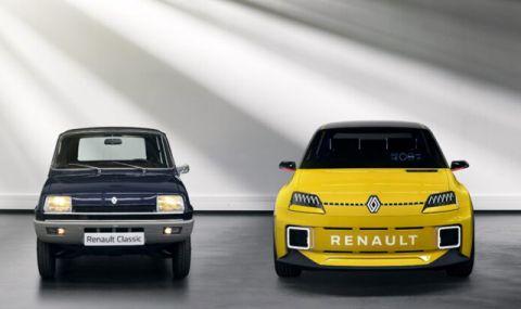 Renault 5 - Завръщане в бъдещето