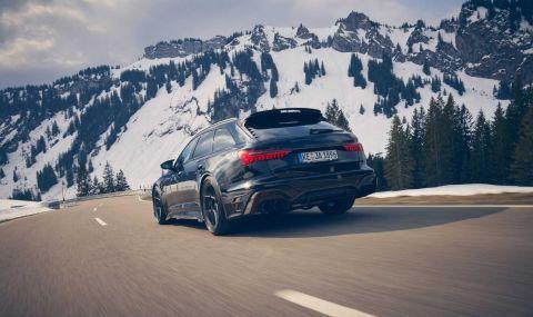 Audi RS6 вече ускорява до 100км/ч за само 2.91 секунди (ВИДЕО) - 4