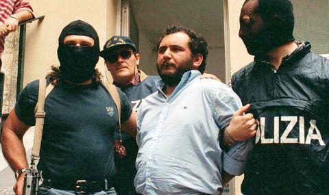Освобождаването на убиеца Джовани Бруска предизвика смут в Италия