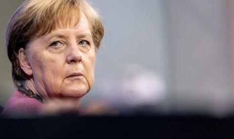 """Меркел ще преговаря за """"Северен поток 2"""""""