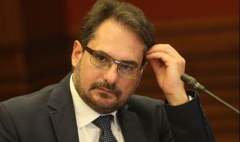 Смилов: Щом се върти името на Петър Стоянов, при ГЕРБ нещата не са толкова оптимистични  - 1