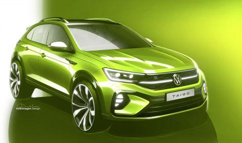 Новият Volkswagen Taigo идва!