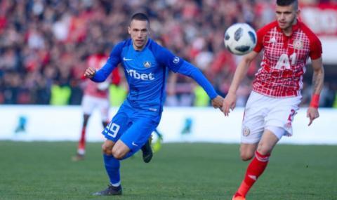 Спортинг Лисабон се отказа от евтиния Станислав Иванов