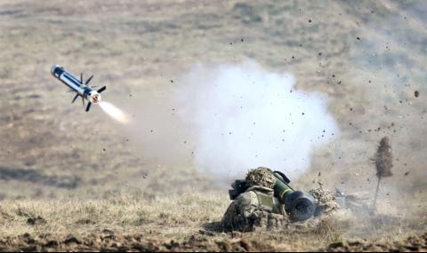 Става напечено! Украйна тества американски ракети