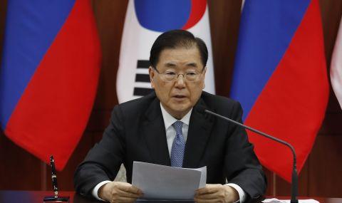 Южна Корея търси подобряване на отношенията с Китай