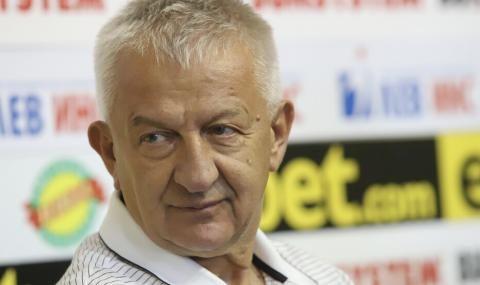 Крушарски: Локомотив Пловдив има светло бъдеще
