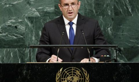 Радев пред ООН: Загрижени сме от ситуацията в Афганистан, Близкия изток и Украйна - 1