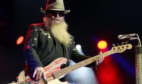 Почина басистът на ZZ Top Дъсти Хил - 1