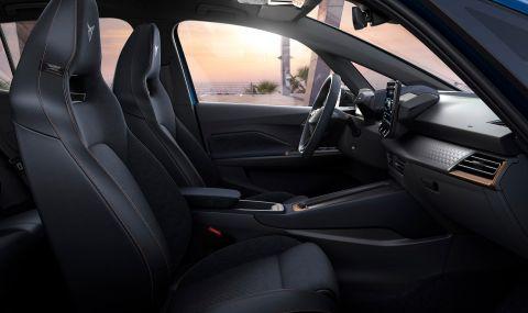 Cupra Born е променен и по-бърз VW ID.3 - 7