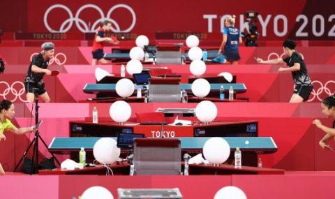 Полина Трифонова със страхотен обрат и втора победа на Токио 2020  - 1