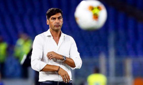 Треньорска рокада в Рома - столът на Фонсека отново се разклати