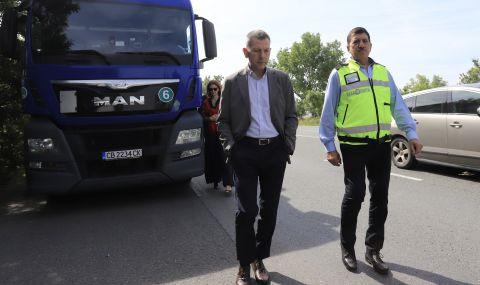 Засилени проверки на пътници и товари, над 60 екипа следят изкъсо превозите