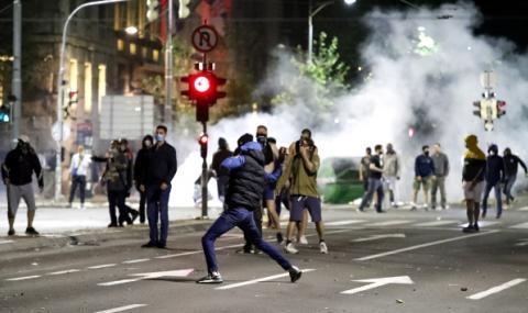Сърбия: Това е опит за преврат