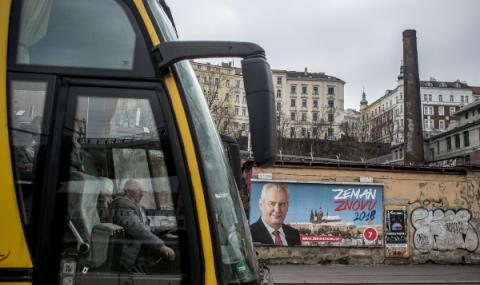 Чехия използва най-много градски транспорт