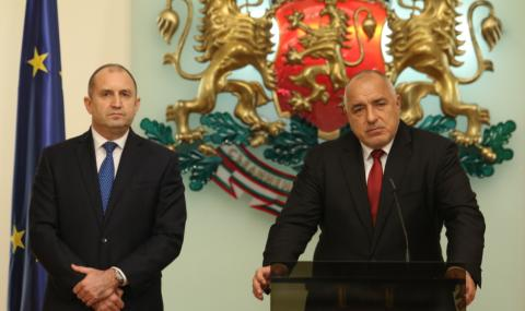 """Сова Харис"": Борисов е с много по-висок рейтинг от Радев"