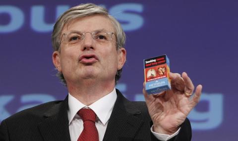 Забраняват продажбата на ментолови цигари в ЕС
