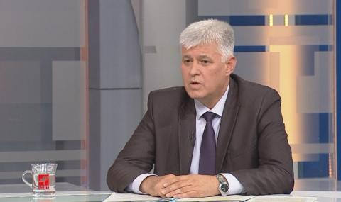 Димитър Стоянов: Излъгаха брутално и безсрамно, че президентът е съгласувал проекта на бюджет