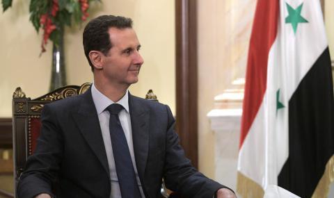 Асад: Избори в Сирия на 13 април