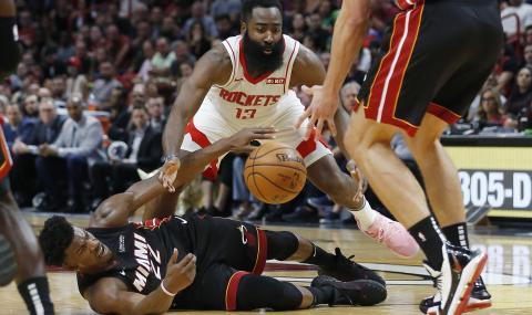 Една от големите звезди на НБА е болен от коронавирус