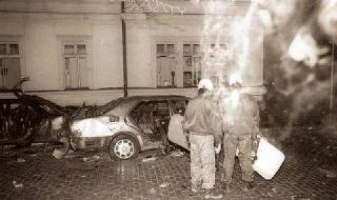 10 януари 1997 г. Щурмът на парламента (ВИДЕО+СНИМКИ)