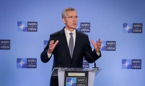 НАТО разширява присъствието си в Черно море