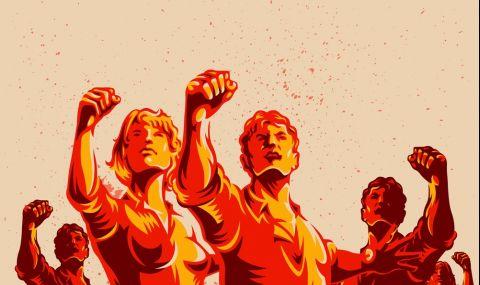 Чия е тази революция ...