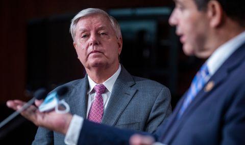Ваксиниран американски сенатор даде положителна проба - 1