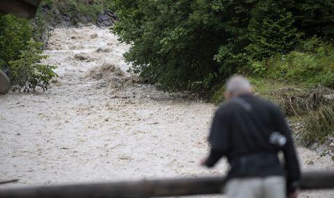 """Пострадали от наводненията в Германия: """"Изгубихме всичко за една нощ"""""""