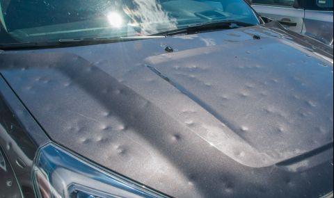 Страшна градушка в Италия потроши коли и рани хора (ВИДЕО) - 1