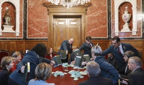 Швейцария с подкрепа за медиите