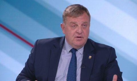 Красимир Каракачанов: Няма да подкрепим Радев за втори мандат