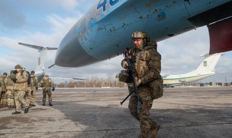 Напрежението в Донбас може да се усети във въздуха - 1