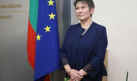 Новата икономическа министърка: Продължаваме в посока на промяната - 1