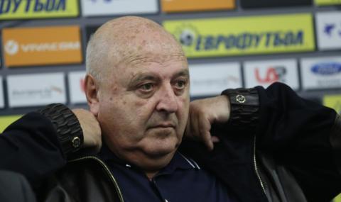Венци Стефанов: Надявам се генерал Мутафчийски и генерал Борисов да размислят
