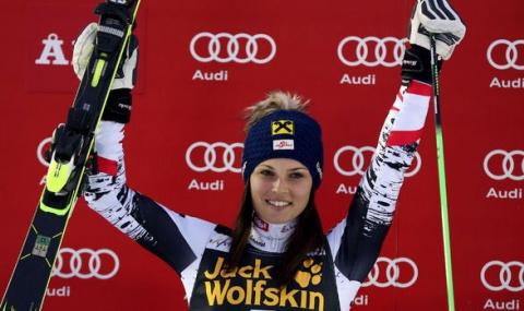 Ана Фенингер се завръща на пистата - 1
